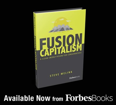 """Steve Melink Releases """"Fusion Capitalism"""" with ForbesBooks"""