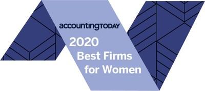 Matthews, Carter & Boyce was named #4 on the national 2020 Best Firms for Women