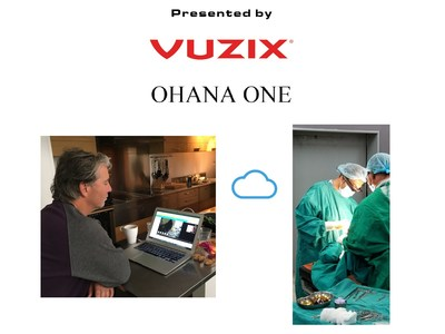 Ohana One International Surgical Aid and Education Launches Virtual Surgical Sight Smart Glasses Program with Vuzix