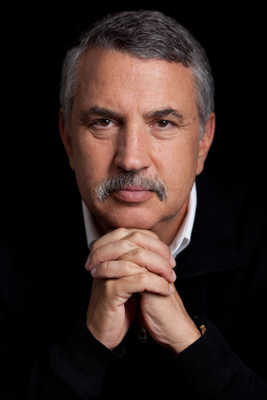 New York Times foreign affairs columnist and bestselling author Thomas L. Friedman