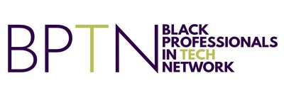 Black Professionals in Tech Network (BPTN) bridges the talent gap in the tech industry by providing Black technical and business professionals with access to senior executive sponsorship, skill development and a strong peer network to support their career growth. (CNW Group/Black Professionals in Tech Network)