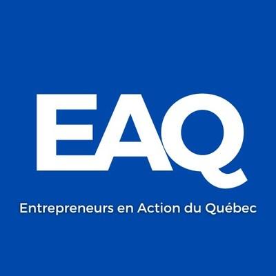 Logo de Entrepreneurs en Action du Québec (Groupe CNW/Entrepreneurs en Actions du Québec)
