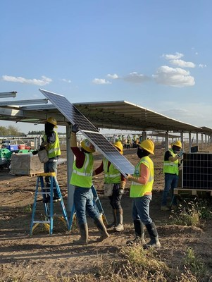 Clēnera Selects RES for Largest Solar Project in Iowa