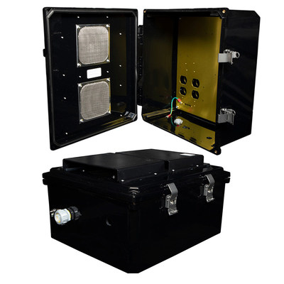Transtector Releases New Black, Polycarbonate NEMA-Rated Equipment Enclosures