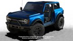 Limited edition 2021 Ford Bronco up for bid, supporting St. Jude Detroit Gala, Michigan native Danny Thomas' dream to end childhood cancer