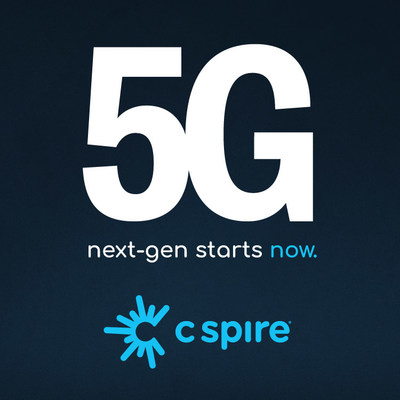 C Spire today began rolling out its game-changing 5G service – the next generation of wireless network technology - in the first Mississippi markets with plans to add more areas by the end of this year.  5G service requires a compatible smartphone device.