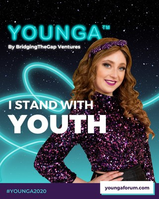 Kelly Lovell, Founder, YOUNGA Forum, BridgingTheGap Ventures