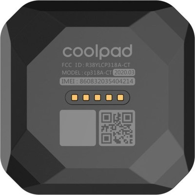 The New Coolpad Proximity Tracker - The Coolpad Bubble (TM)