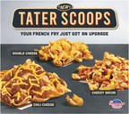 Hamburger Stand Upgrades Fried Potatoes & Launches Spud-tacular New Tater Scoops in Three Tasty Combinations