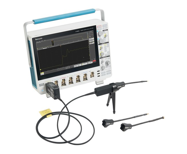Tektronix releases its second-generation IsoVu™ Isolated Oscilloscope Probes, the TIVP Series.