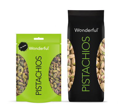 "Wonderful® Pistachios announced plans to donate a bag of Wonderful Pistachios to all residents in Pattada, Sardinia Italy, to celebrate the birth of the world's first green puppy named ""Pistachio."" The company will also donate a lifetime supply of Wonderful Pistachios to Mr. Cristian Mallocci, the dog's proud owner who runs a small farm in Pattada."