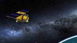 Earth imaging satellite