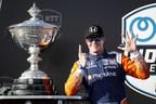 Honda obtiene su tercer título INDYCAR consecutivo y Dixon, su...