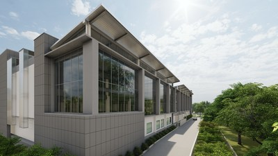 """Upcoming Discovery Biology facility of Sai Life Sciences in Hyderabad, India"""