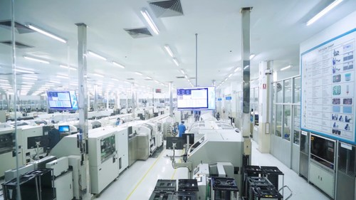 Thailand's geographical advantage at the heart of ASEAN, a strong supply chain, skilled human resources, and attractive investment policies make it the perfect location for global players in the smart electronics sector such as Delta Electronics of Taiwan to setup manufacturing facilities.