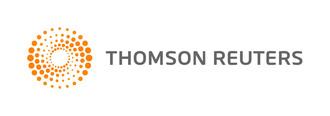 Thomson Reuters logo.