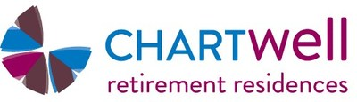 Chartwell retirement residences Logo (CNW Group/Chartwell Retirement Residences)