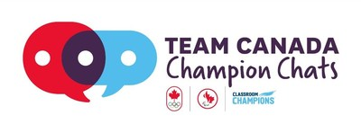 Team Canada Champion Chats to virtually connect students across Canada with Olympic and Paralympic athletes