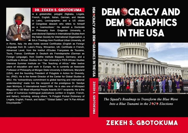 Book Cover Image of DEMOCRACY AND DEMOGRAPHICS IN THE USA