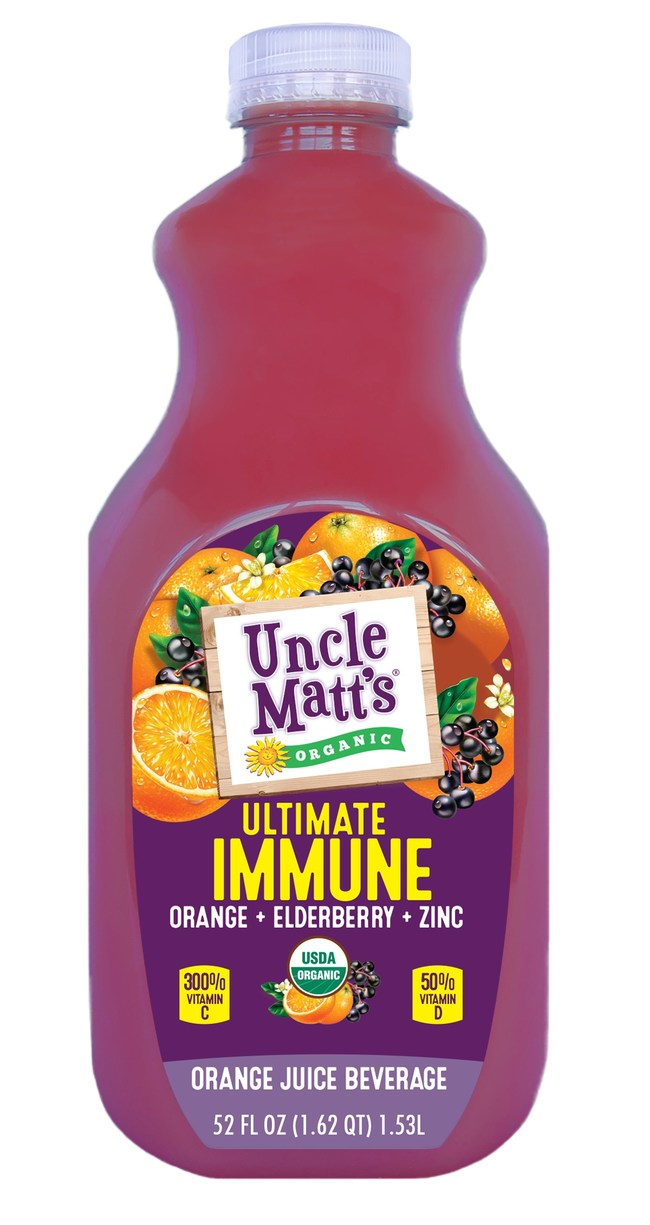 Uncle Matt's Organic Ultimate Immune