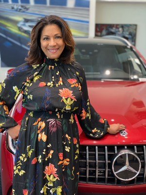 Ally and the National Association of Minority Automobile Dealers select Grené Baranco of Buckhead Mercedes-Benz for her commitment to community & diversity