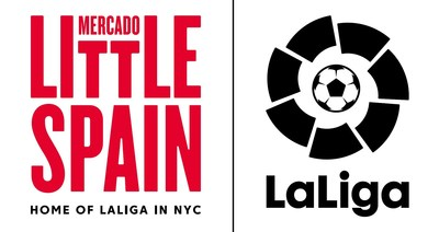 Mercado Little Spain 'The Home of LaLiga in New York'