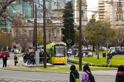 Adelaide Metro tram