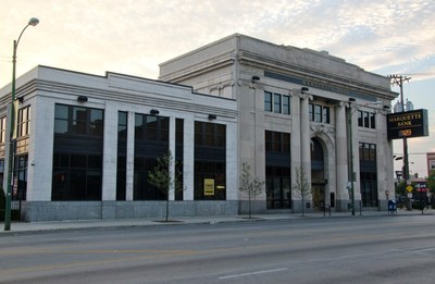 Marquette Bank's original location at 6316 S. Western Ave. Marquette Bank was awarded its tenth consecutive Community Reinvestment Act 'Outstanding' rating, the highest possible rating, by the Federal Reserve Bank putting it in the top 1% of banks in the nation in CRA performance.