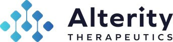 Alterity Therapeutics Limited logo (PRNewsfoto/Alterity Therapeutics Limited)