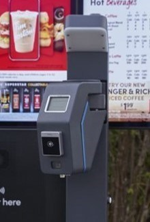 Loyalty Scanning & Contactless Payment Reader (CNW Group/Restaurant Brands International Inc.)