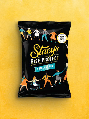 Stacy's Pita Chips Help Female Founders Get Found:  New Limited-Edition Stacy's Bags Feature QR Code with Geotargeted Women-Owned Business Directory