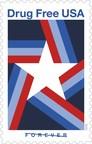 U.S. Postal Service Marks Red Ribbon Week With Drug Free USA Stamp