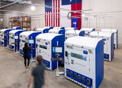 Essentium Inks Multi-Year Contract with U.S. Air Force to Accelerate Deployment of Additive Manufacturing