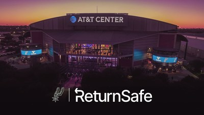 Spurs Sports & Entertainment and ReturnSafe Partner to Help Safely Reopen and Bring Teams Back to Work and to Play
