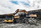 A XCMG entrega motoniveladoras personalizadas para mineração para a Rio Tinto, promovendo o crescimento em mercados de alto padrão