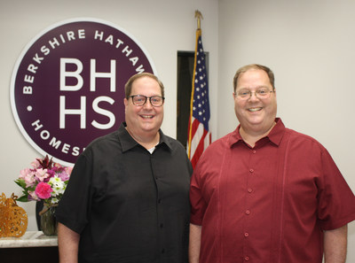 Stacy and Tracy Mathews, co-owners of Berkshire Hathaway HomeServices Premier Properties, are celebrating 30 years helping families find their forever homes.