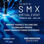 The Best of SMX Virtual Event Explores Eight Disruptive Technologies Shaping the Future of Smart Manufacturing