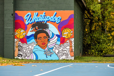 Foot Locker Celebrates the Love of Basketball with Multi-City Art Series