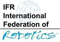 International Federation of Robotics logo (PRNewsfoto/International Federation of Robotics)