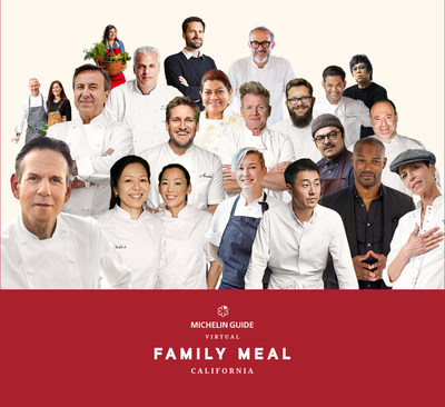MICHELIN Guide Virtual Family Meal