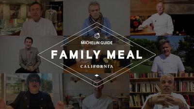 MICHELIN Guide California Virtual Family Meal