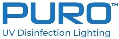 PURO Disinfection Lighting (PRNewsfoto/PURO)