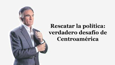 Dionisio Gutiérrez es entrevistado sobre la integración centroamericana en Estrategia & Negocios