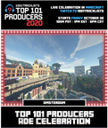 """1001Tracklists, Virtual Genesis, Beauz Partner to Bring Fans the Annual """"Top 101 Producers"""" DJ Award Ceremony on Minecraft"""