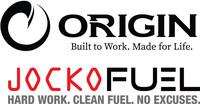 Jocko Fuel logo (PRNewsfoto/Origin USA)