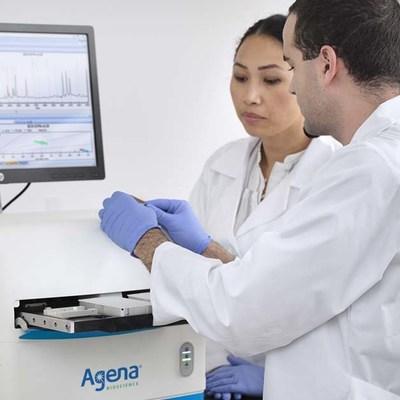 Agena Bioscience's MassARRAY System for high-throughput, low-cost SARS-CoV-2 Testing