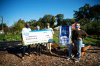 Pure Farmland™ Presents $10,000 To Raleigh City Farm As Part Of Its Pure Growth Project