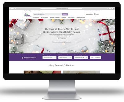 1-800-FLOWERS.COM, Inc. Corporate Gifting Website