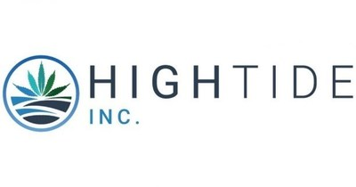 High Tide Logo (CNW Group/Meta Growth Corp.)
