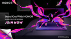 HONOR invests in the workforce of tomorrow with Affinity and Grey by launching Stand Out With HONOR Program